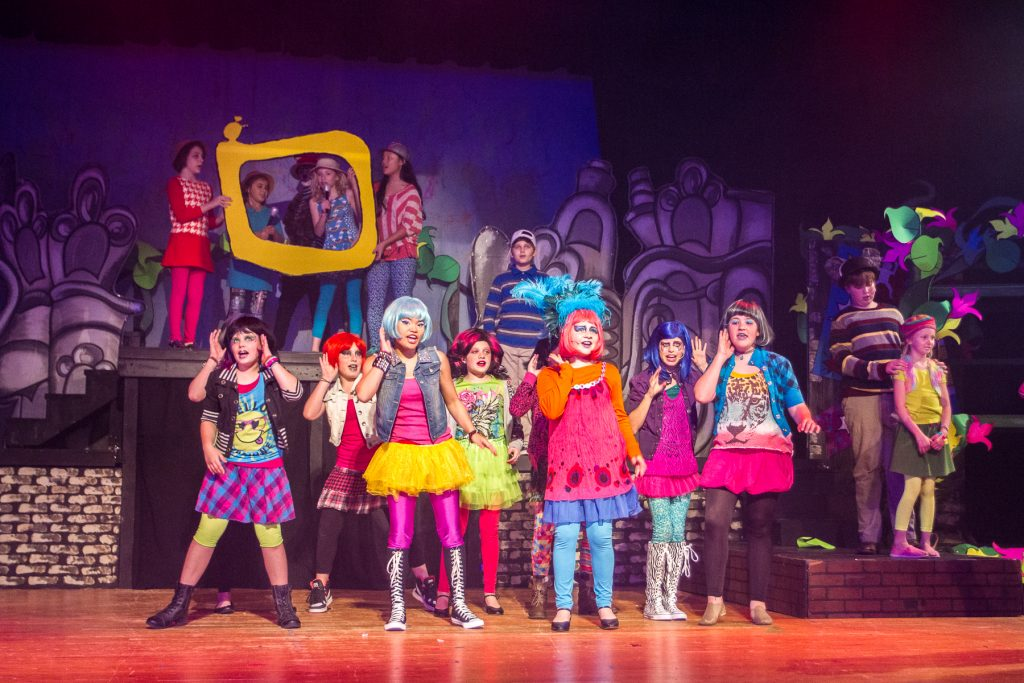 Productions – Aaron Family Jewish Community Center of Dallas