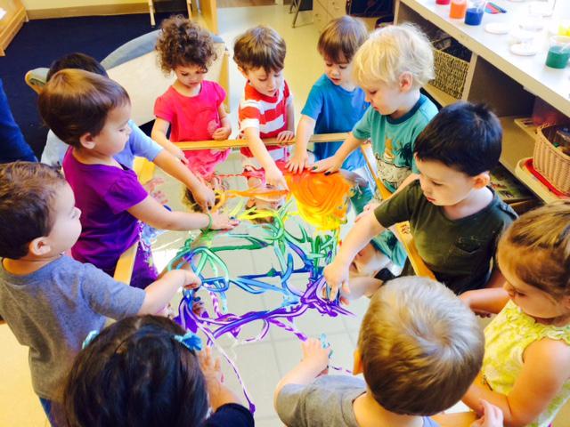 gecc kids paint
