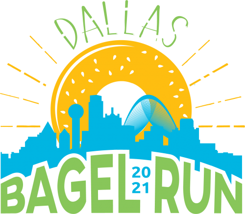 Bagel Run 2021 Logo PAN801.802